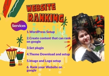 I will do technical on-page SEO for your WordPress website with the Yoast plugin
