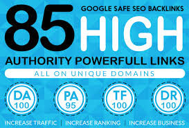 I will create 5 DR 70 to 85 PBN contextual dofollw backlinks for good seo results