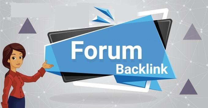 Create 1000+ forum profile backlink High Authority SEO Backlinks Services