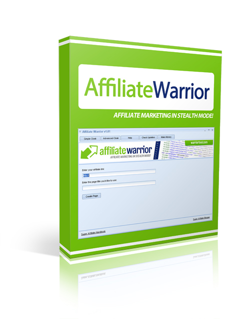 Affiliate Warrior for Affiliate marketing
