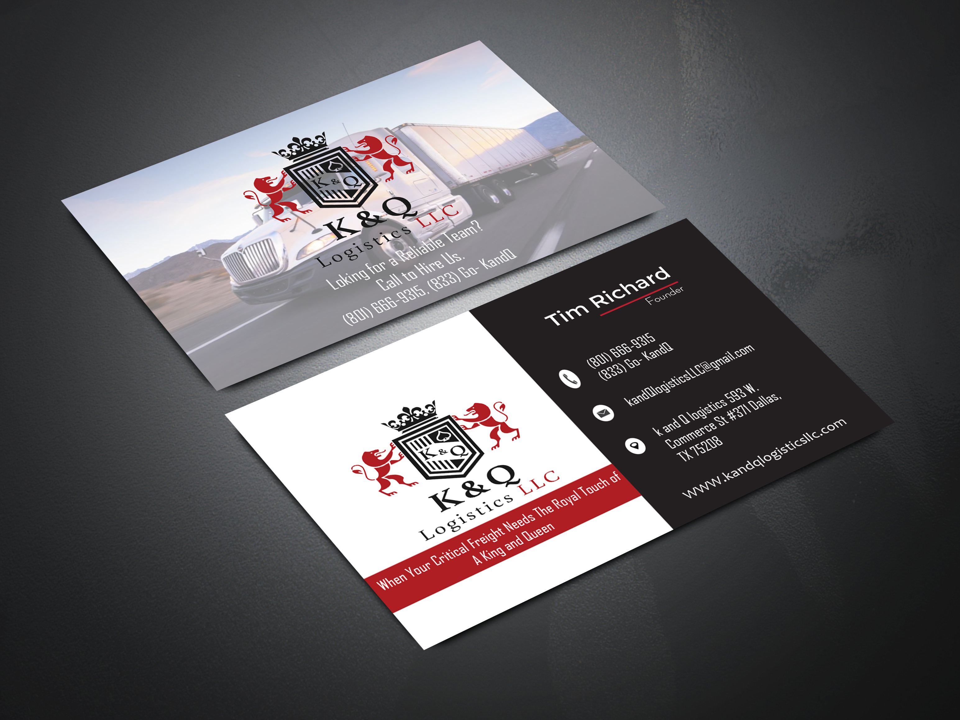 I Will Design a Professional Business Card in 24 Hours