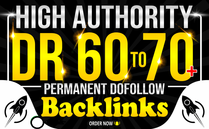 Provide you 15 high DR 60 to 80 dofollow contextual PBN Backlinks