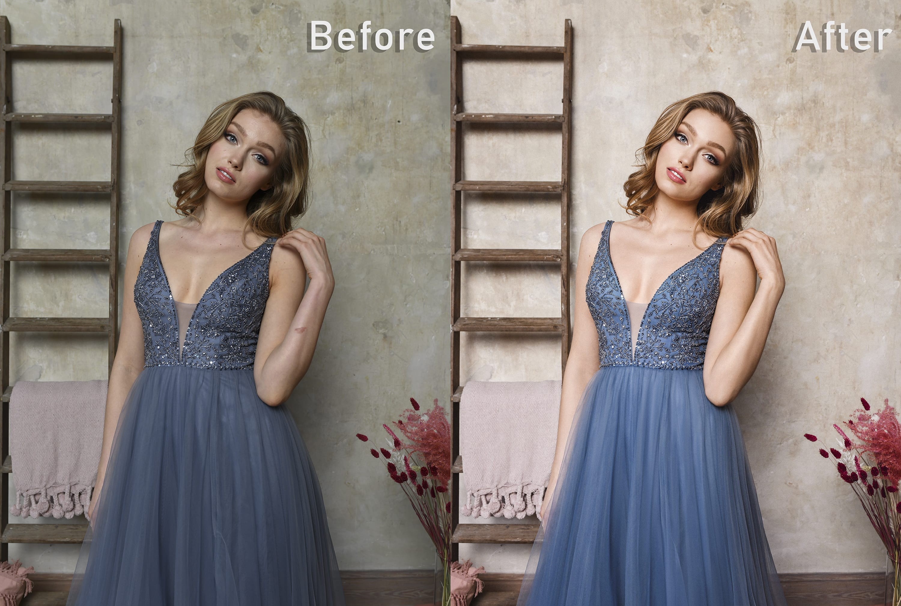 Pro Retouch and Image Editing For You or Your Brand