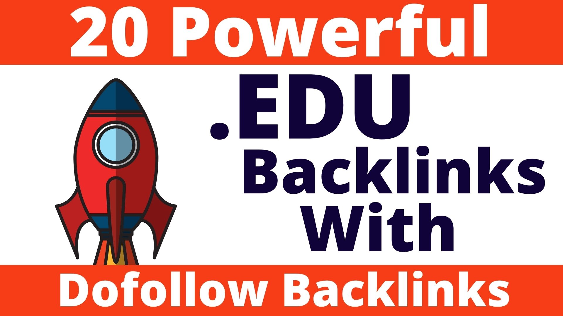 20 Powerful Profile. EDU Backlinks Manually Created from Top Rated Universities with Quick Delivery