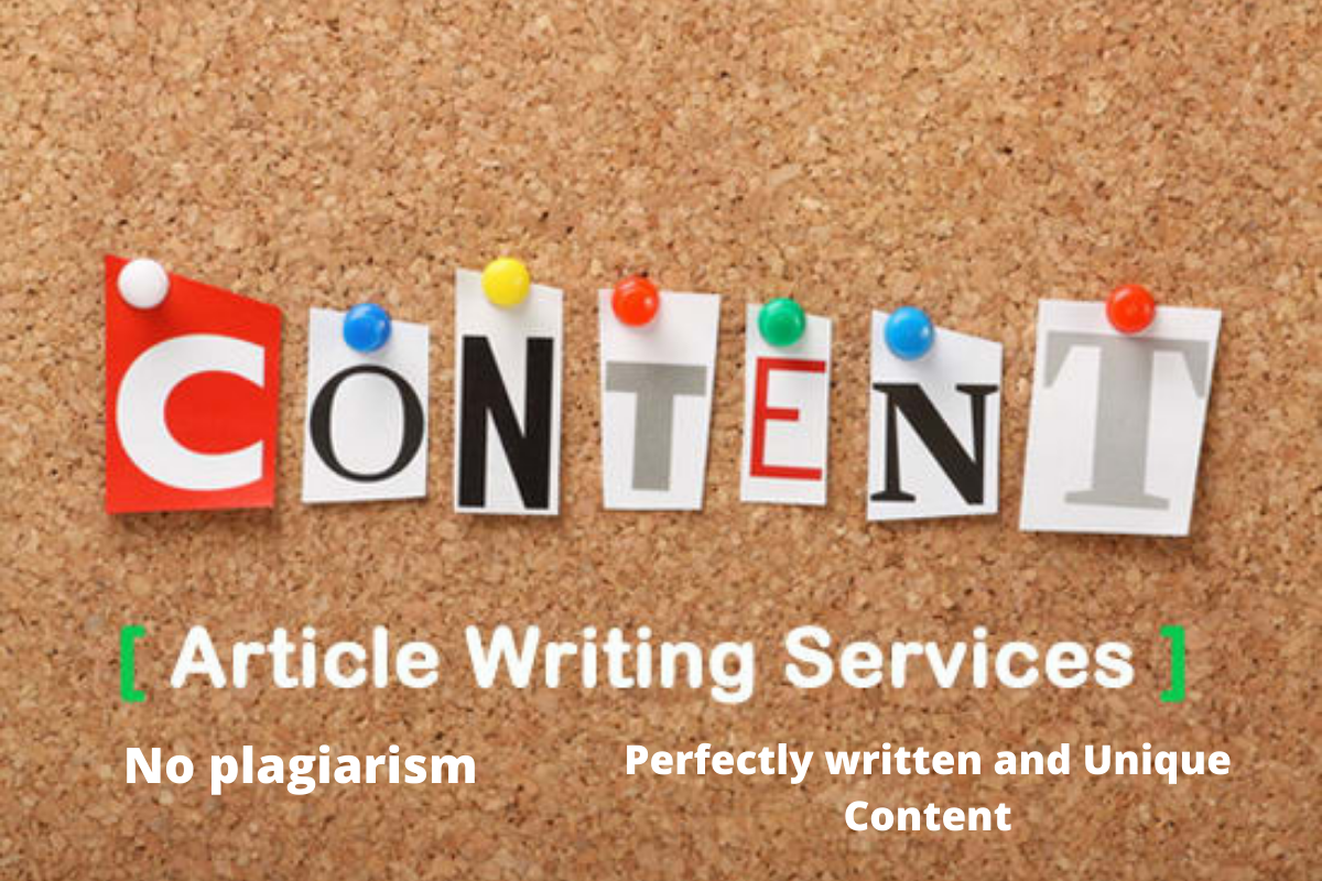 I Will Write High Quality SEO Friendly Content 2 x 1000 words