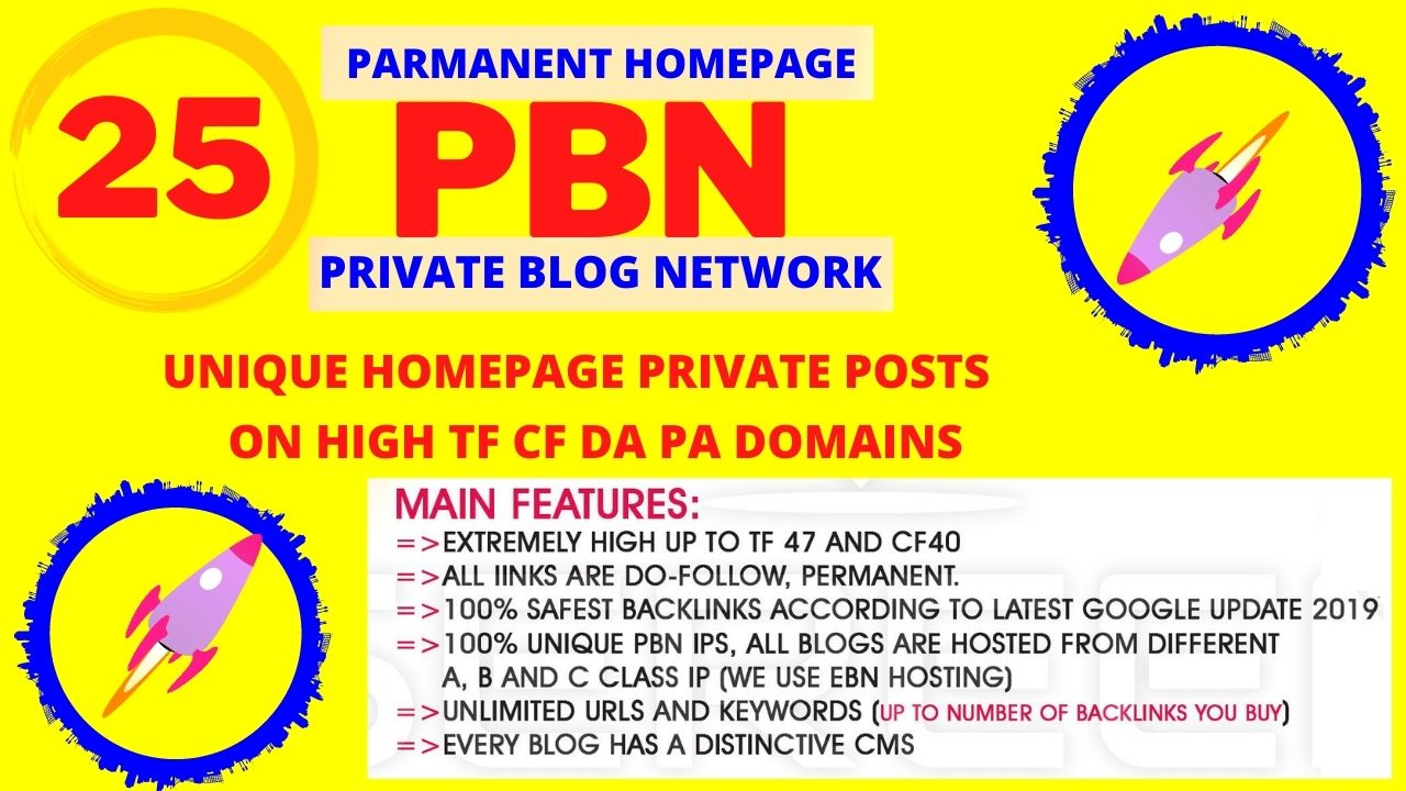 create 25 premium pbn seo backlinks on high metrics link building boost ranking