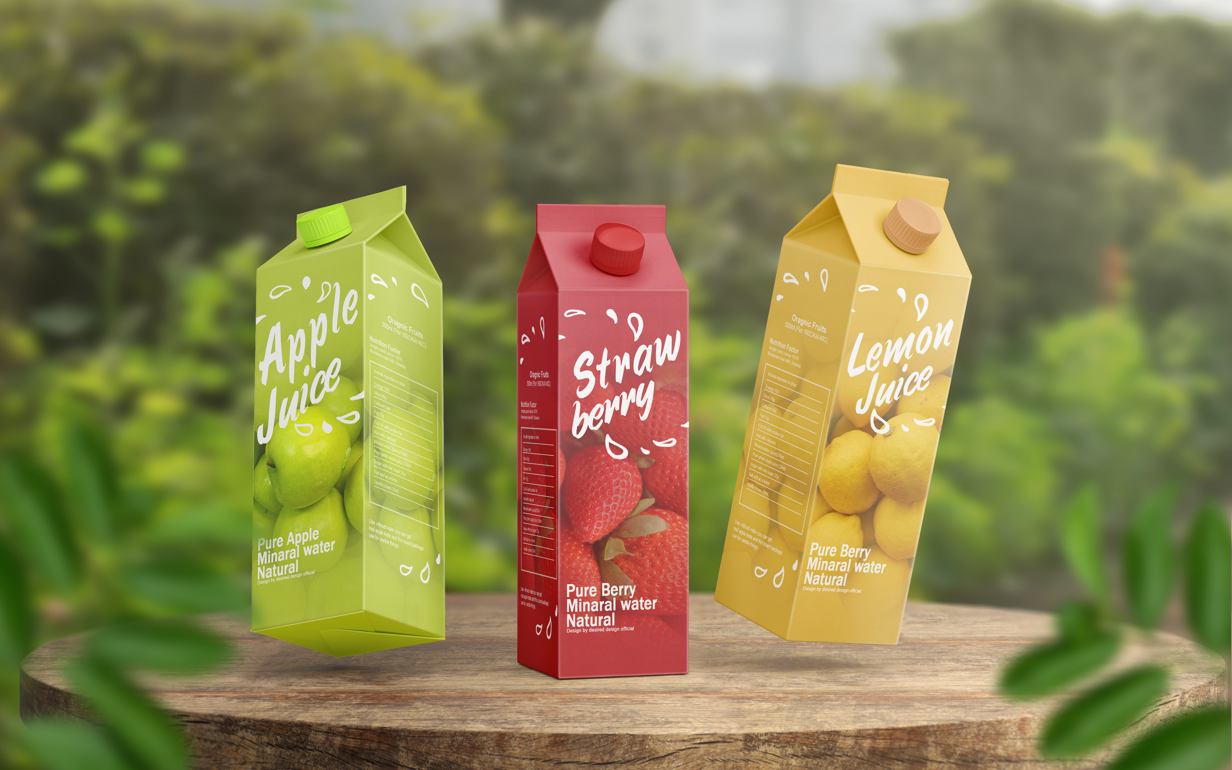 i will design your packaging design