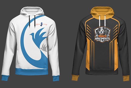 I will design Hoodie,  Tshirt,  Esports Jersey,  Jackets
