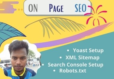 I Will DO Advanced ON-Page SEO For Wordpress