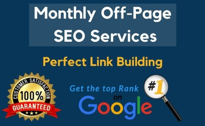All-In-One High Quality White Hat Off-page Manual SEO Link Building
