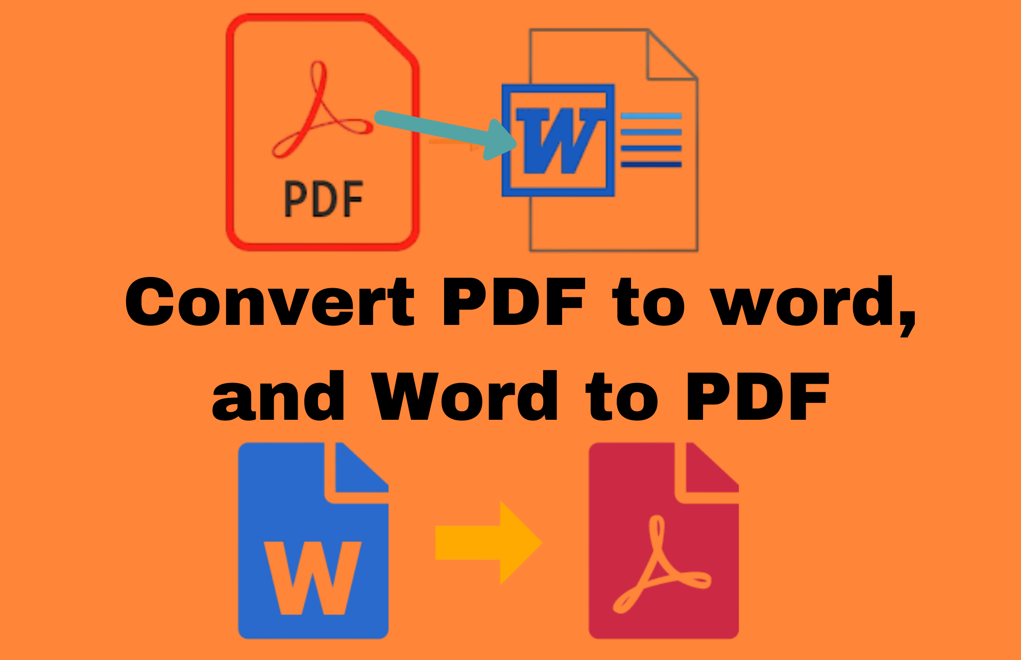 I will convert your PDF file into a word document in an instant
