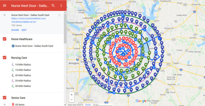 I will do google map stacking for local SEO 3 pack map ranking