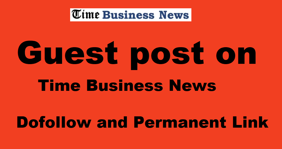 I will Write and Publish SEO backlink The Time Business News site DA 35
