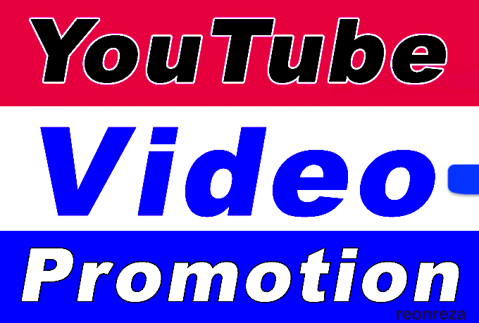 High Quality YouTube Video Seo Viral Marketing and Promotion And Backlinks