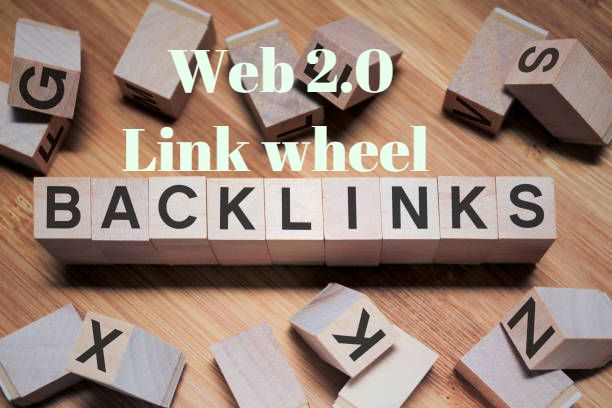 I will create google friendly High 15 link wheel Web 2.0 blogs Backlink's for your website Ranking