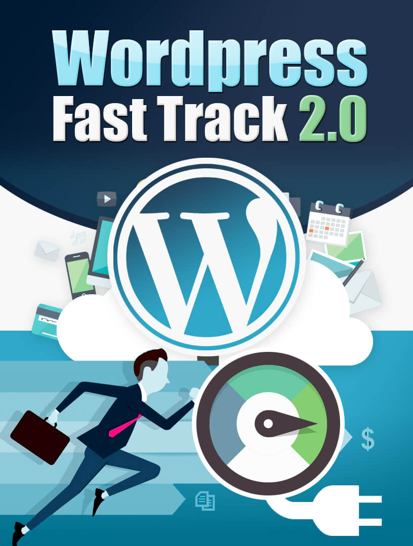 WordPress Fast Track V2 full 50 Dollar video course in cheap price