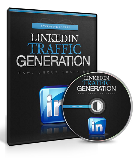 LinkedIn Traffic Generation full Video course in Low cost