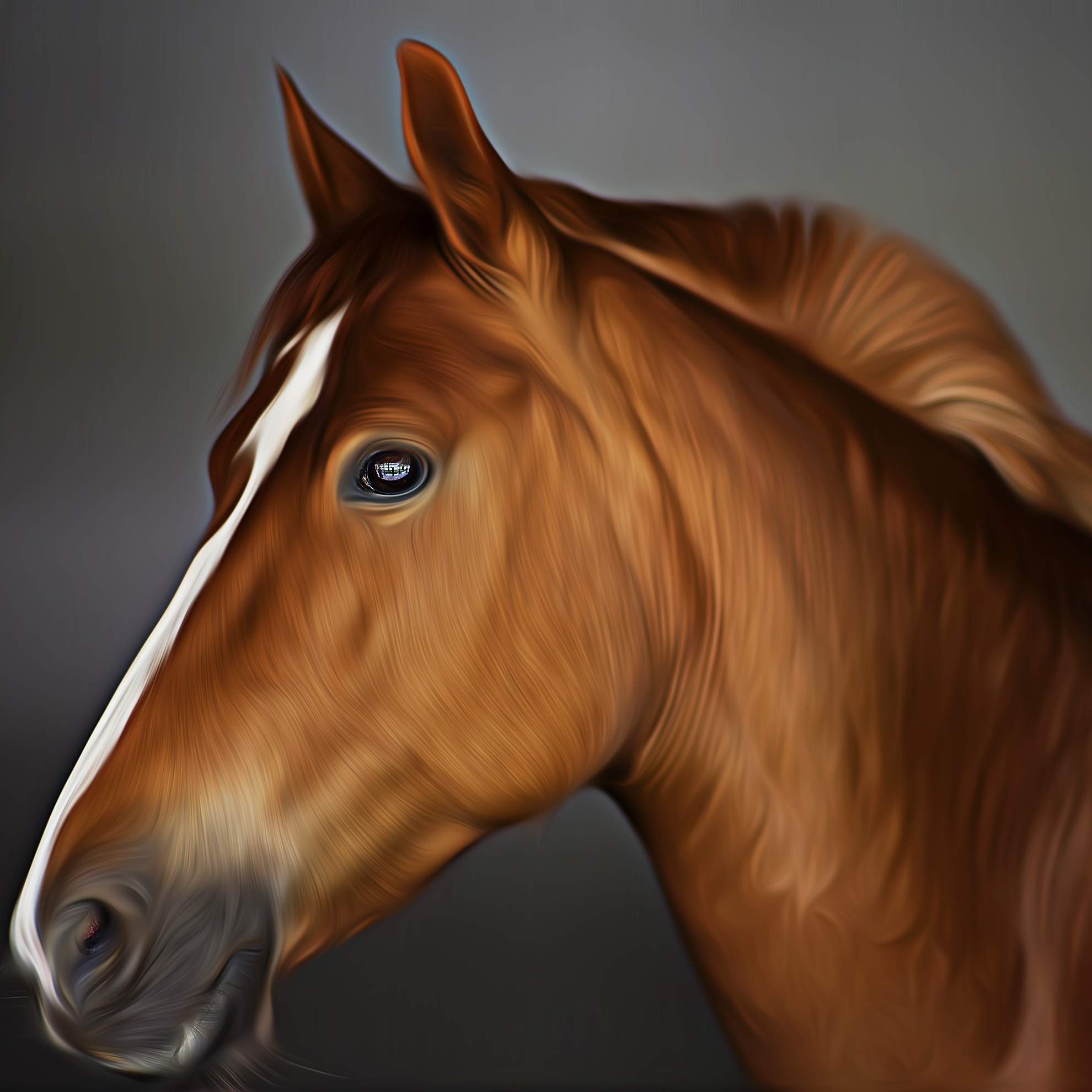 I will draw realistic art portrait of your pet or any animals