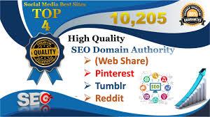 Get 7000 Pinterest+500 Tumblr+15 Reddit Social Signals.