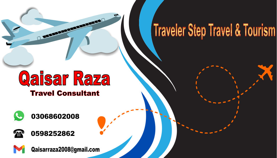 I will make a Beautiful visiting Card For you