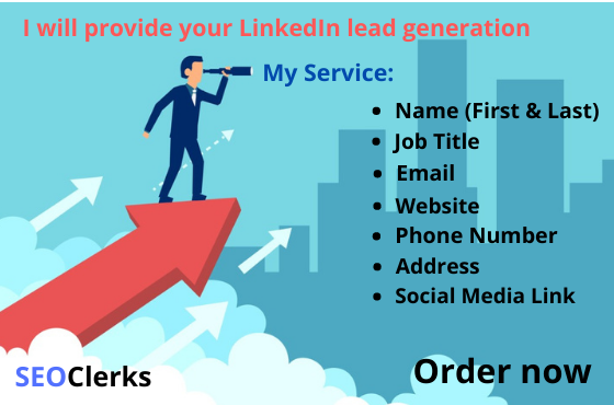I will targeted lead generation