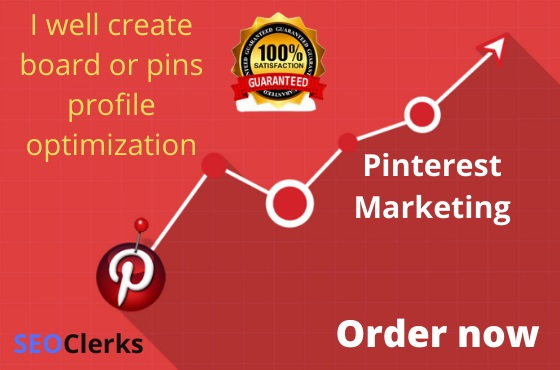 I will professionally pinterest marketing and increase your sales