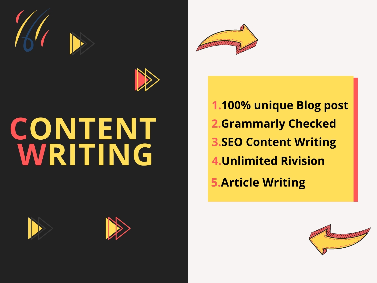 I will write the best SEO content writing for your website.