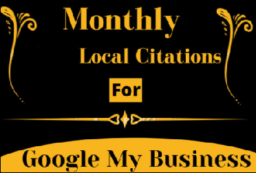 l will create 800 Local Citations for Google My Business