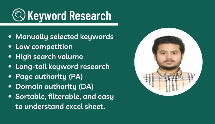 I will do in-depth keyword research to boost your site rank.