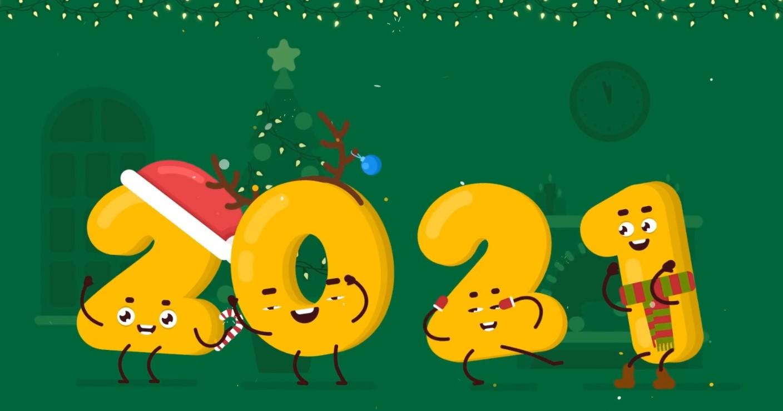 I will make 5 stunning Christmas Intro logo animations
