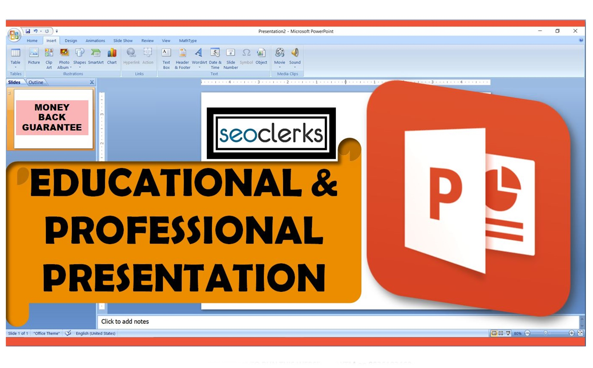 I will design Educational Google Slide and PowerPoint Presentation