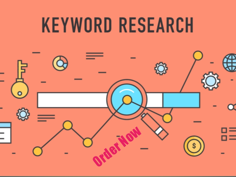 I will do profitable keyword research to rank your site on google first page