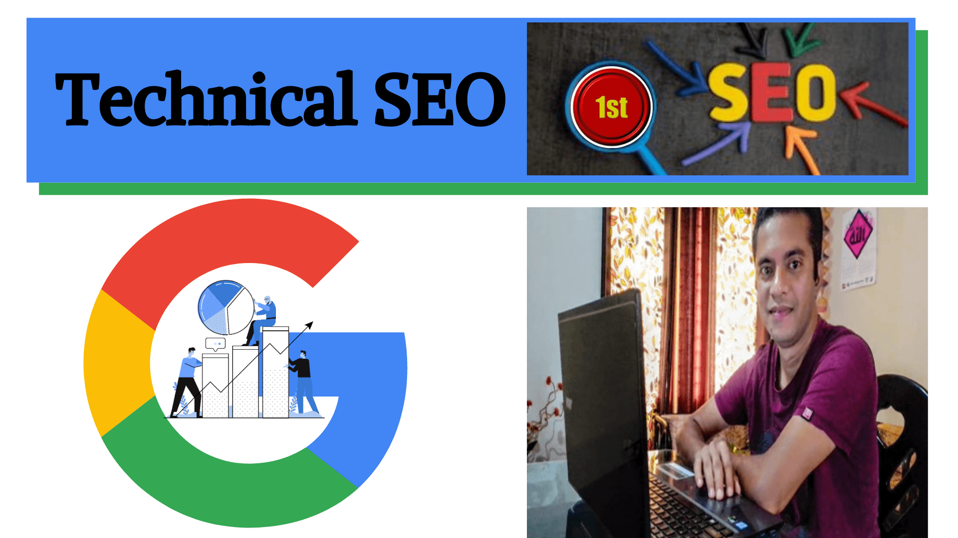 Professional Technical SEO for Google Ranking in 2021