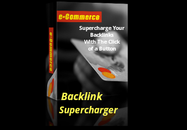 Backlinks Supercharger Will Quickly Index All Your Backlinks.