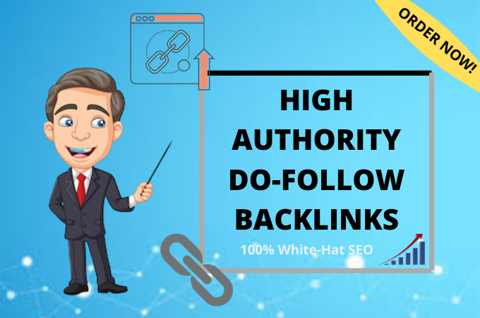 I will create high quality dofollow backlinks