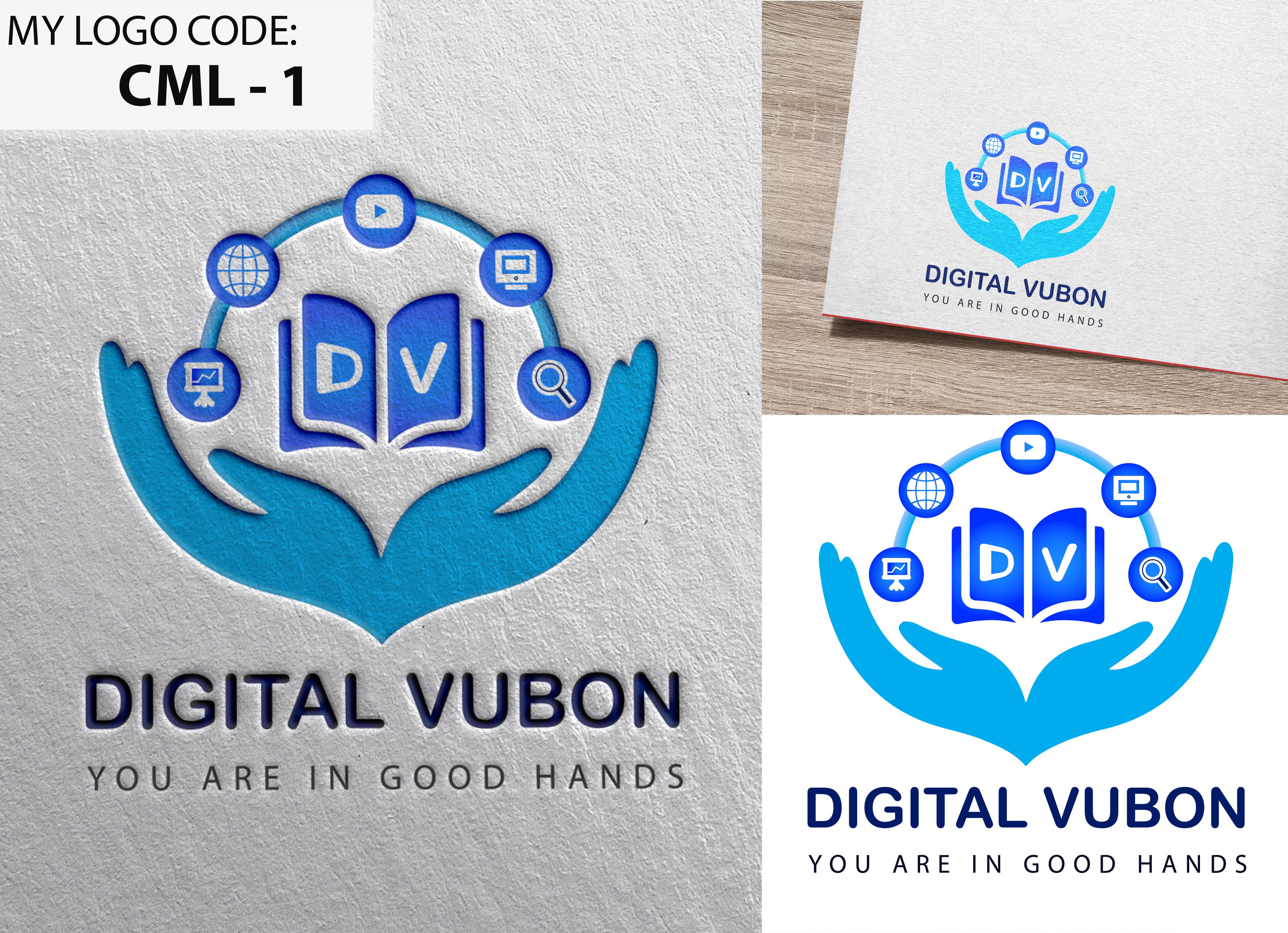 I Will Design Unique Modern Minimalist Logo for you