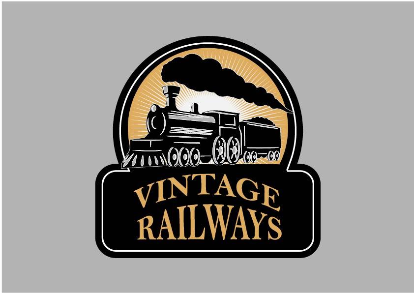 Design you 2 vintage logo in 48hrs