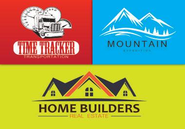 I will do minimalist and unique business logo design