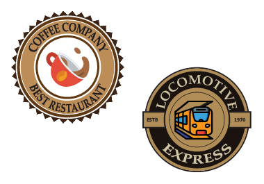 I will do unique and awesome retro vintage logo design
