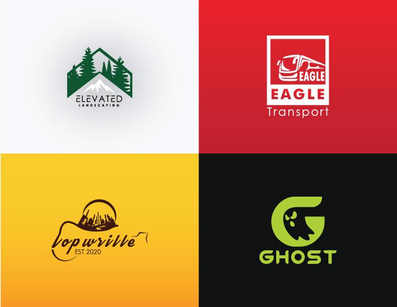 Design you Unique Modern Minimalist Logo