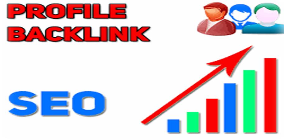 I will do provide 30 high quality profile creation backlink
