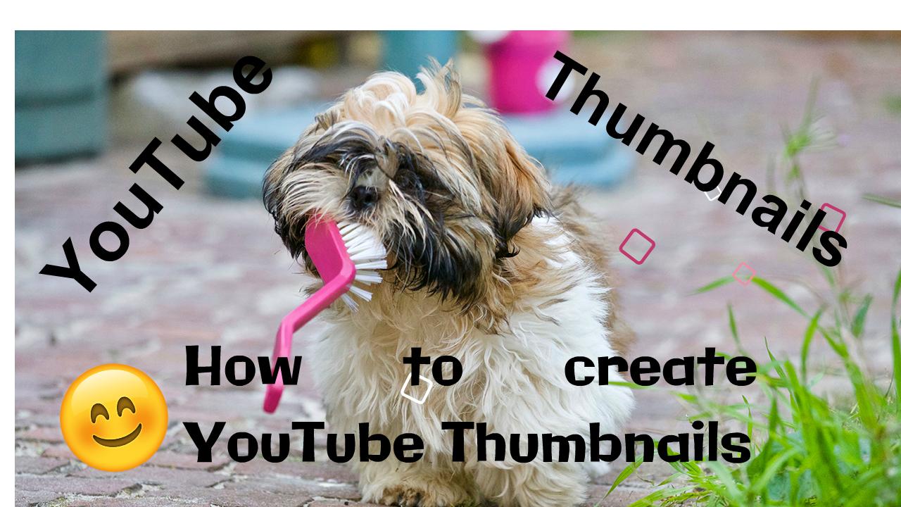 I design stunning YouTube Thumbnails