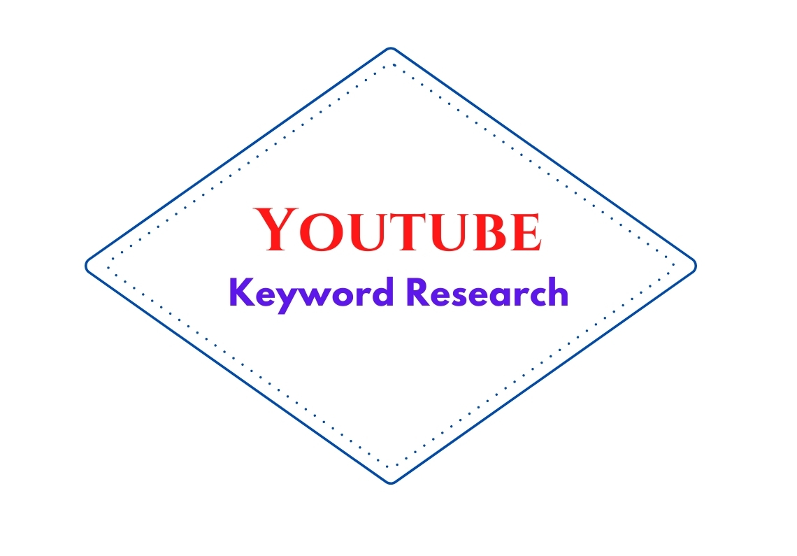 Highly searched keyword research for one video