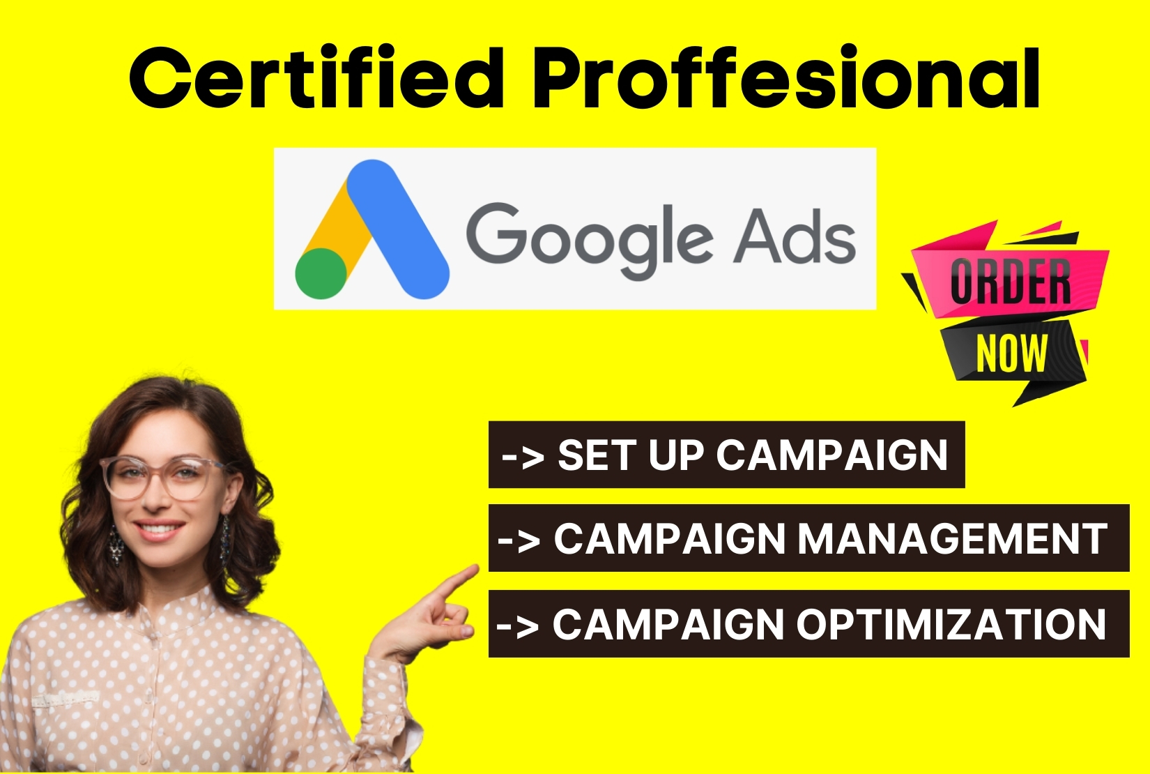 I Can do setup effective google ads adwords PPC campaign