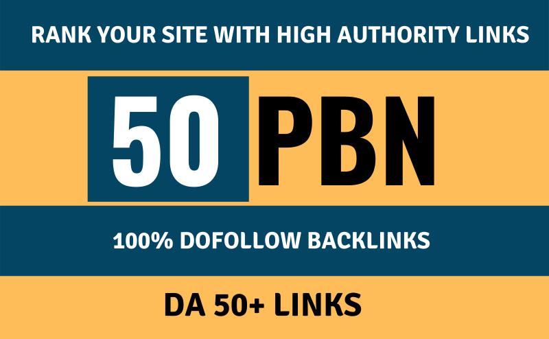 I will make 50 manual homepage dofollow SEO backlinks