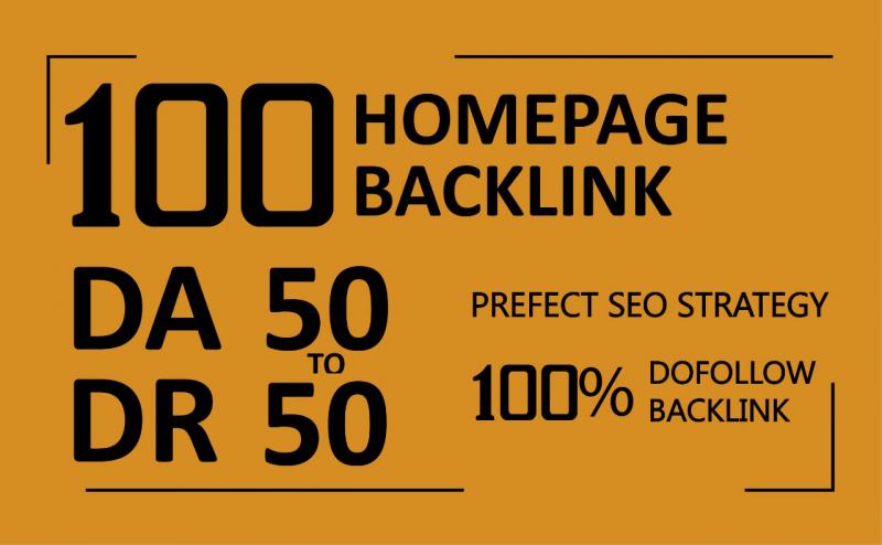 I Will Creat High Da Pa DR Homepage Pbn Backlinks Permanent