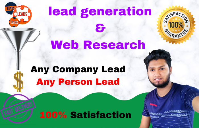 I will provide an automated linkedin lead generation funnel for you