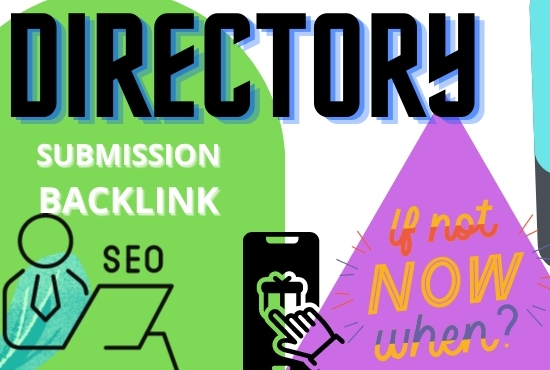 I will create 75 manually High-Quality Directory submission Backlinks