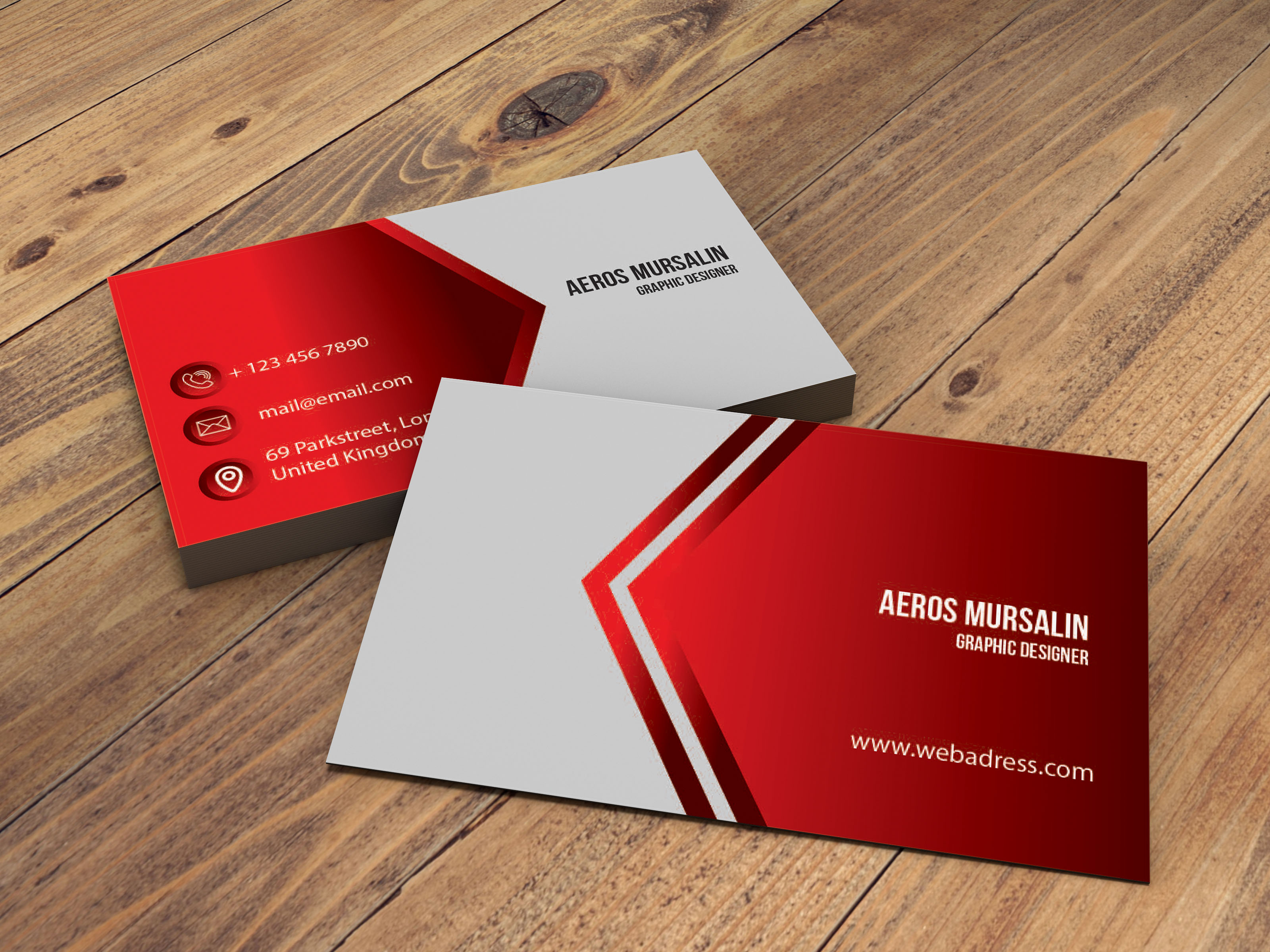 I will design professional and unique business card within 24 hours