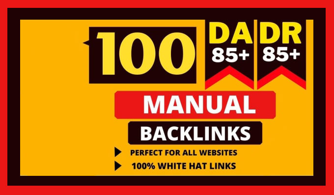 do high quality SEO dofollow backlinks and link building service